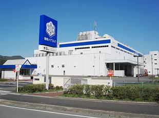 雪印メグミルク 京都工場 工場見学