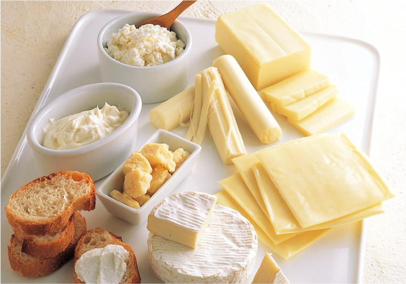チーズ プロセス