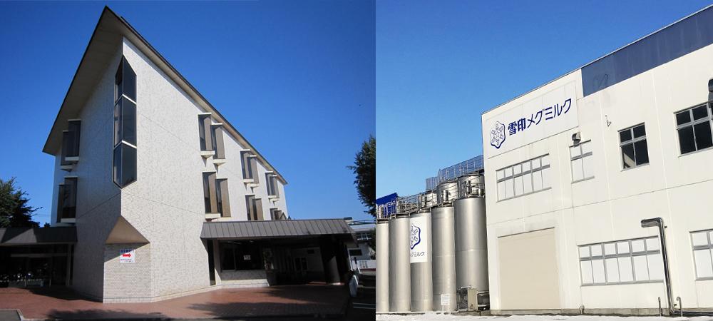 酪農と<ruby>乳<rt>(にゅう)</rt></ruby> の歴史館・札幌工場