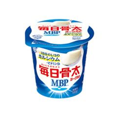 「毎日骨太」シリーズから食べるタイプのヨーグルトが登場! 『毎日骨太 MBP® ヨーグルト』新発売