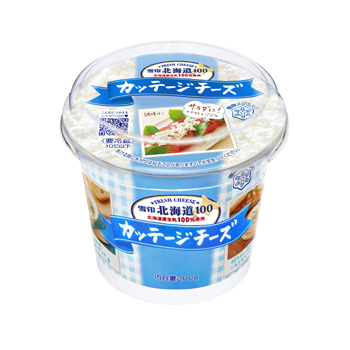 雪印北海道100 カッテージチーズ