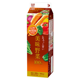 農協 野菜Days 美味野菜100% 900ml
