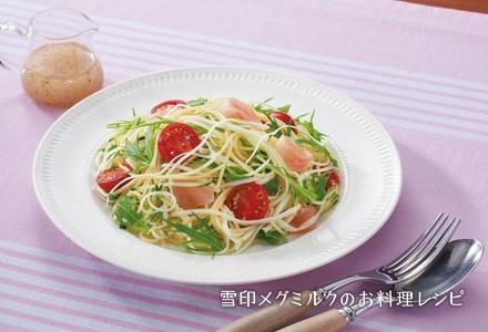 サラダ パスタ レシピ